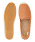 Smoking leather perforated espadrilles Sale - SOLUDOS Sale