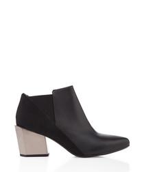 Tetra Jacky leather mid-heel boots
