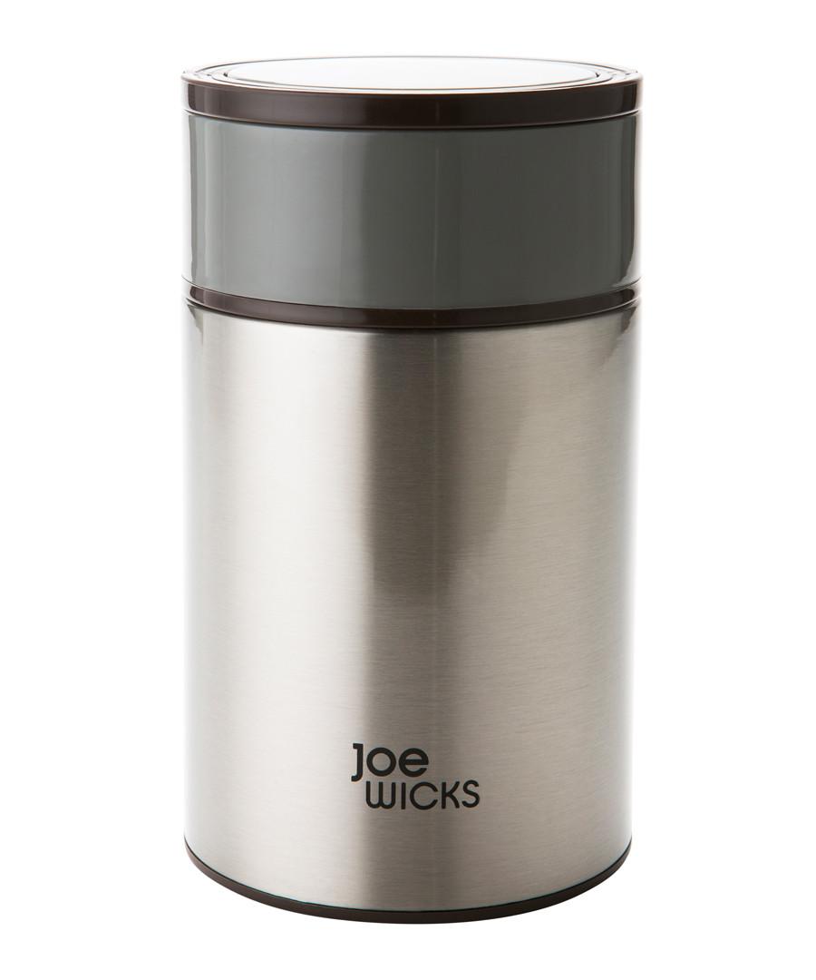 Silver portable food flask 750ml Sale - joe wicks