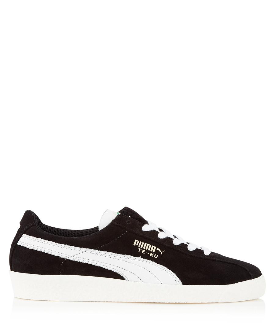 TE-KU PRIME black suede sneakers Sale - puma