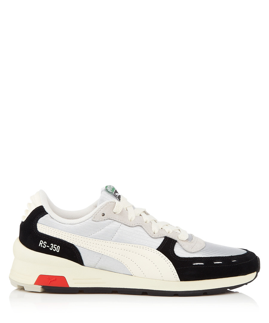 RS-350 OG suede & nylon panel sneakers Sale - puma