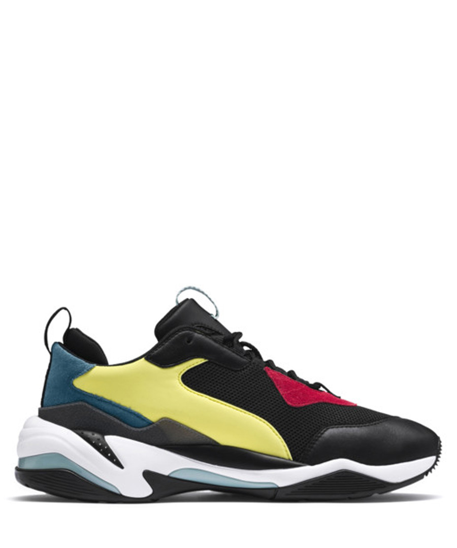 THUNDER SPECTRA leather streak sneakers Sale - puma