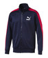 Men's CLASSICS T7 navy TRACK JACKET Sale - puma Sale