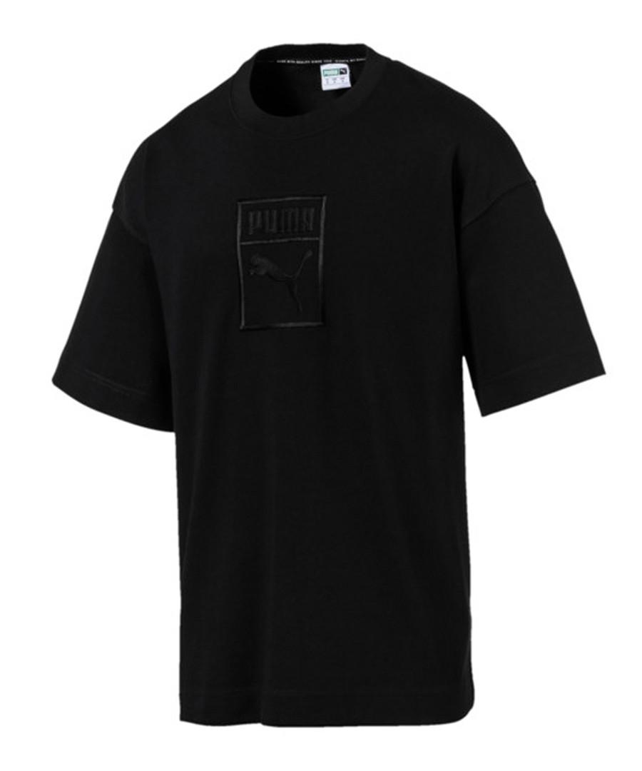 Downtown black T-shirt Sale - puma