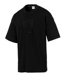 Men's DOWNTOWN black T-shirt