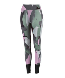Women's CHASE collage leggings