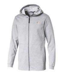 Women's ENERGY DESERT grey zip jacket