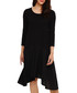 Hennie black asymmetrical dress Sale - phase eight Sale
