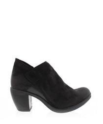 Himyla black ankle boots