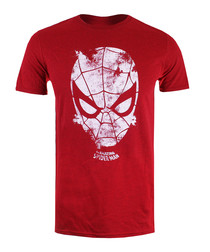 Men's Spiderman red T-shirt