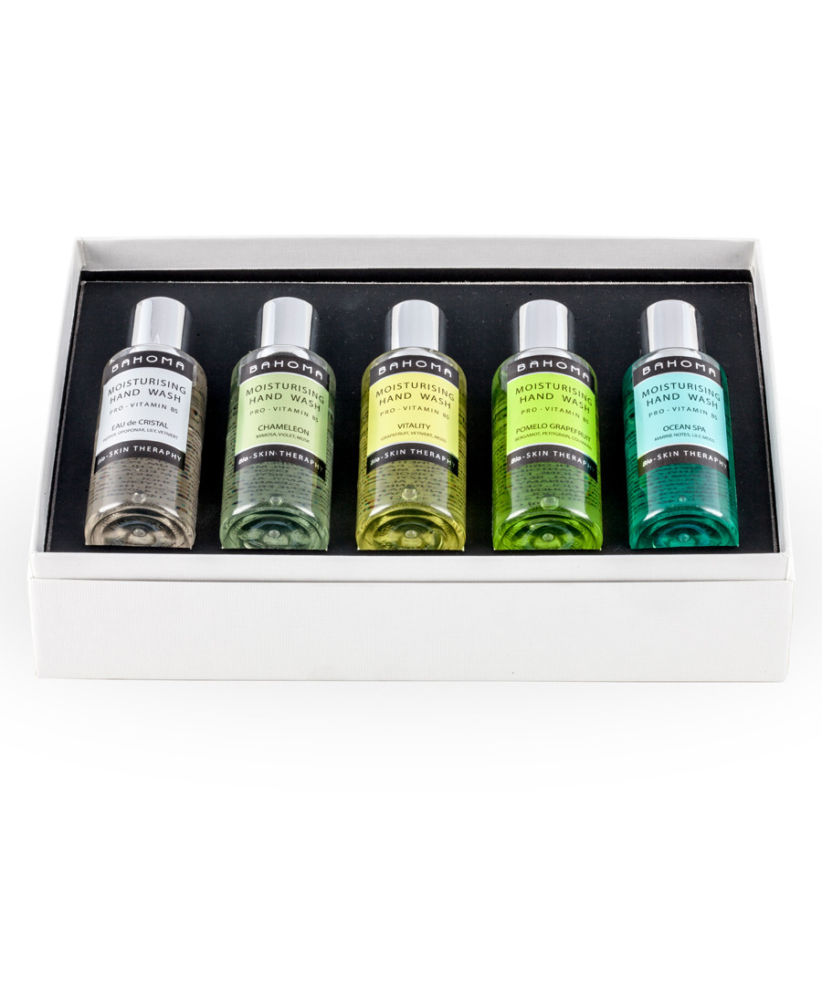 5pc Discovery Travel fragrance set Sale - bahoma