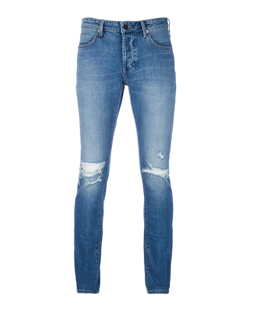 iggy cotton skinny jeans Sale - Neuw Denim
