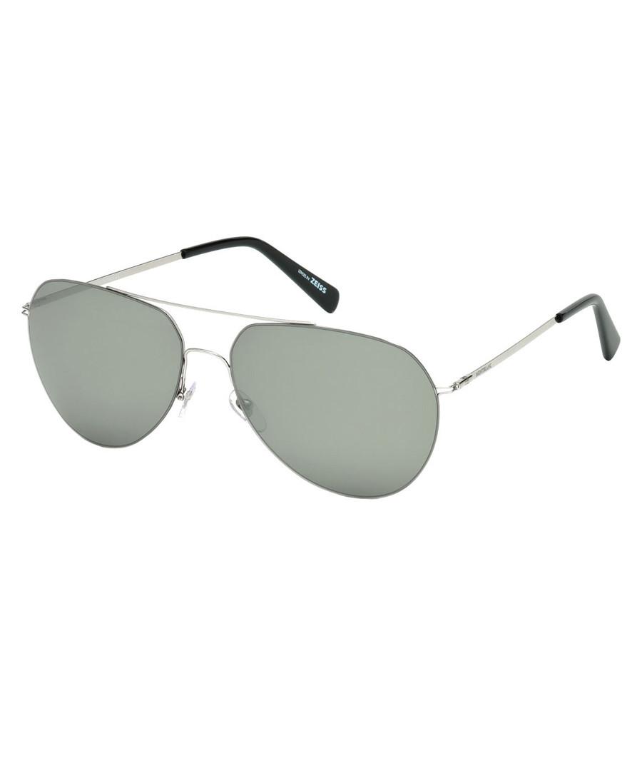 Grey Aviator sunglasses Sale - Montblanc