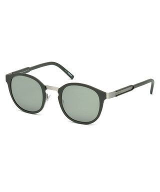 07f27b2eb2 Green   grey rounded sunglasses Sale - montblanc Sale