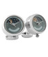 Steel sun & moon clock cufflinks Sale - Tateossian London Sale