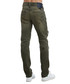 Geno khaki cotton distressed jeans Sale - TRUE RELIGION Sale