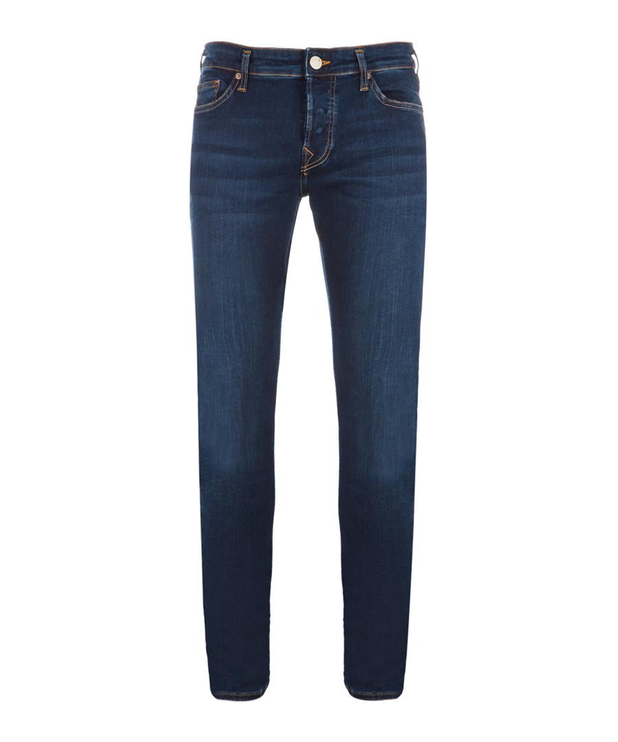 Toni Trueflex blue super skinny jeans Sale - true religion