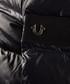 Black nylon padded funnel jacket Sale - true religion Sale