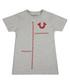 Boys' Maze grey marl pure cotton T-shirt Sale - TRUE RELIGION Sale