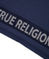 Boys' navy pure cotton logo T-shirt Sale - true religion Sale