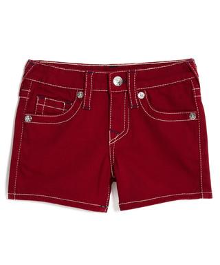 0276d857a Girls  SE red cotton jeans Sale - true religion Sale
