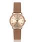 Ruinette cognac leather watch Sale - frederic graff Sale
