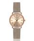 Ruinette dual-tone steel mesh watch Sale - frederic graff Sale