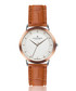 Matterhorn ginger moc-croc leather watch Sale - frederic graff Sale