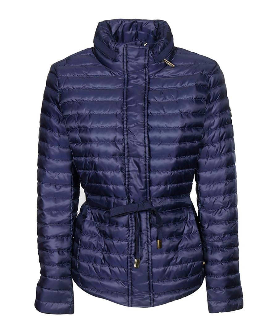 Navy lightweight padded jacket Sale - Michael Kors