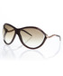 Burgundy & gold-tone sunglasses Sale - Roberto Cavalli Sale