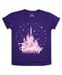 Girls' Purple cotton castle T-shirt Sale - disney Sale