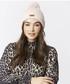 Blush wool blend bobble hat Sale - jayley Sale