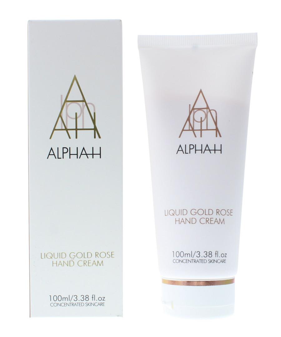 Alpha H liquid gold rose hand cream Sale - alpha h