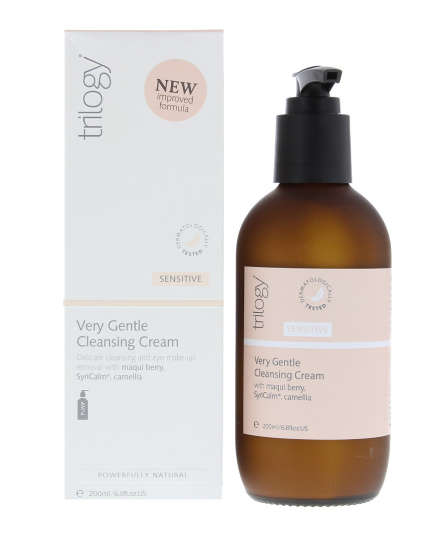 Very gentle cleansing cream Sale - trilogy