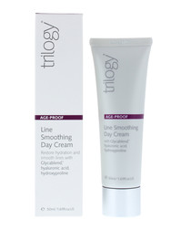 Age-proof line smoothing day cream