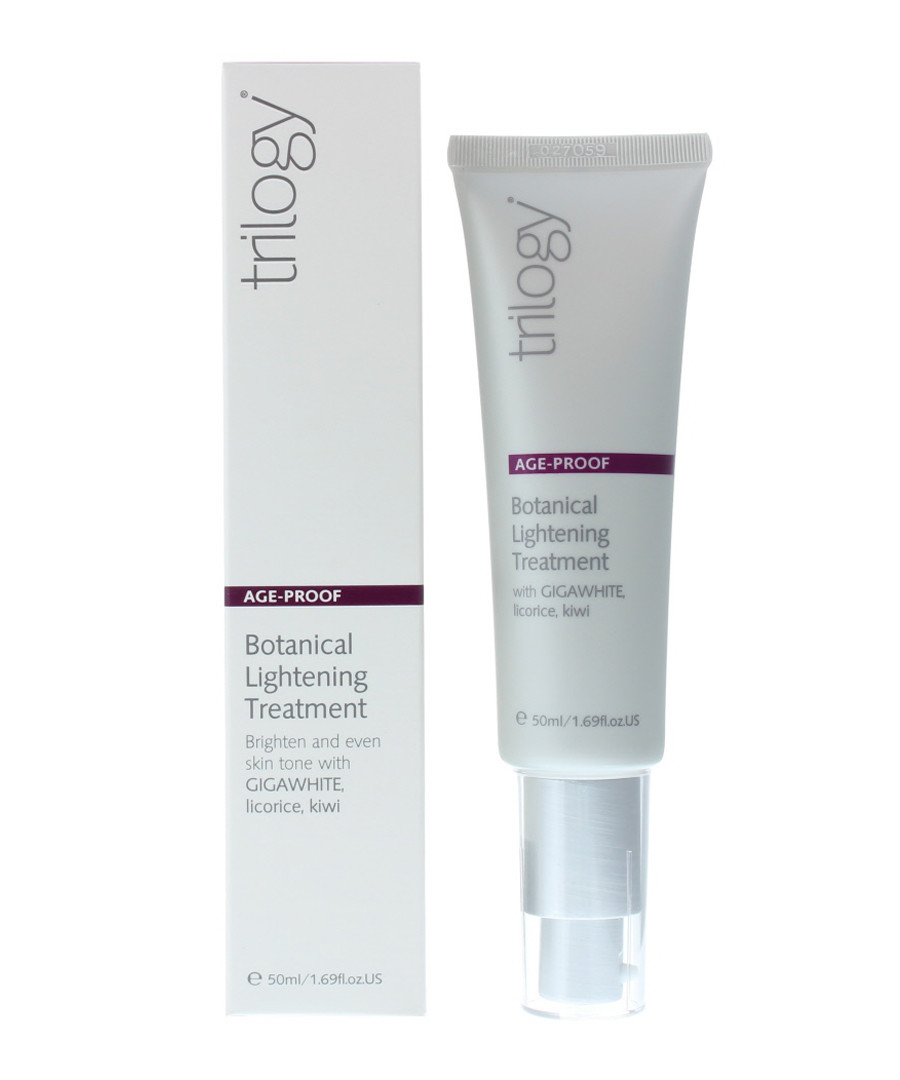 Age-proof botanical lightening treatment Sale - trilogy