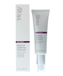Age-proof botanical lightening treatment