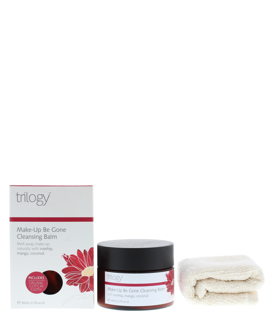 Make-Up Be Gone cleansing balm Sale - trilogy