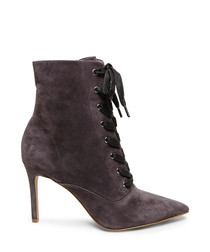 Jinx charcoal charcoal ankle boots
