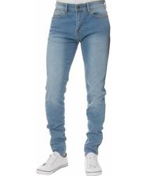 Light Blue Super Skinny Stretch Jeans