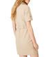 Fia beige cotton blend safari dress Sale - damsel in a dress Sale