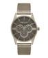 Warm silver-tone stainless steel watch Sale - ken cole Sale