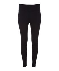 Black underwire leggings