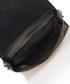 Black leather clasp shoulder bag Sale - scui studios Sale