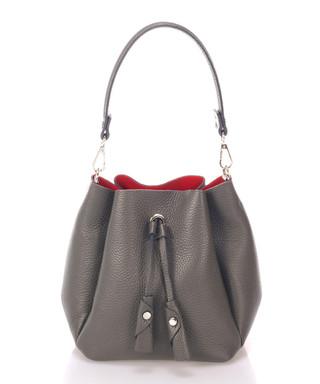 327f88897481 Grey leather bucket bag Sale - scui studios Sale