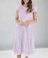 Kiara lilac lace midi Dress Sale - chi chi london Sale