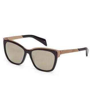 9ad6c5848e23 Black   brown D-frame sunglasses Sale - ted baker Sale
