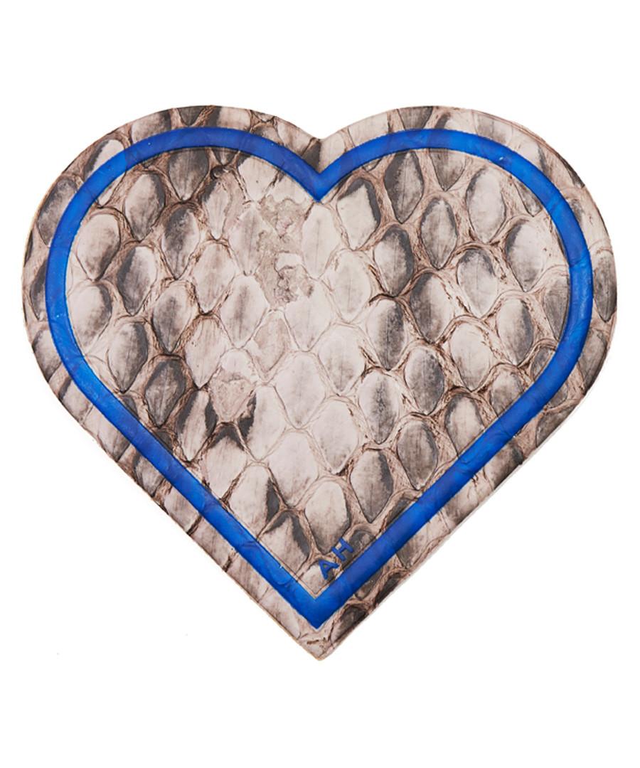 Heart ratsnake sticker Sale - anya hindmarch