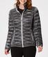 Women's charcoal diagonal padded jacket Sale - regatta Sale
