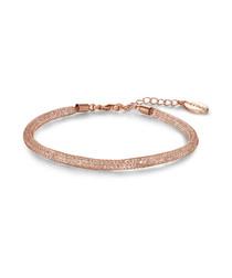 alessia rose gold-tone mesh bracelet